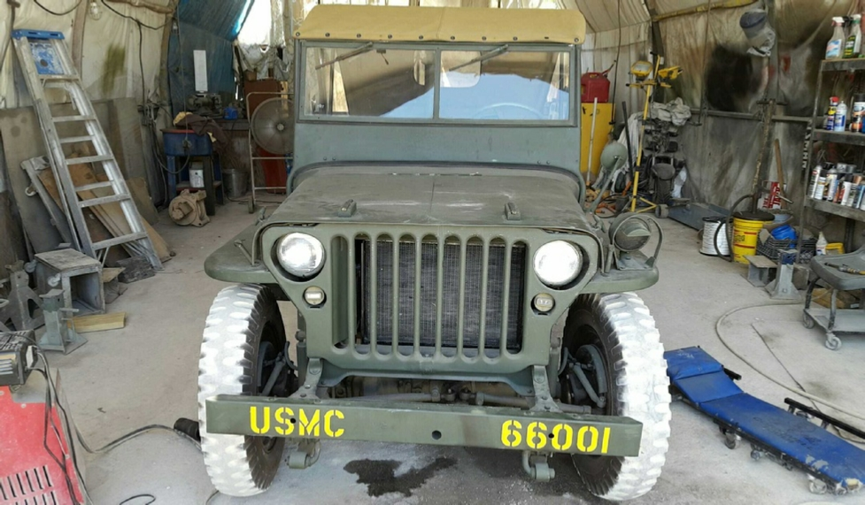 Military Vehicle Consignments